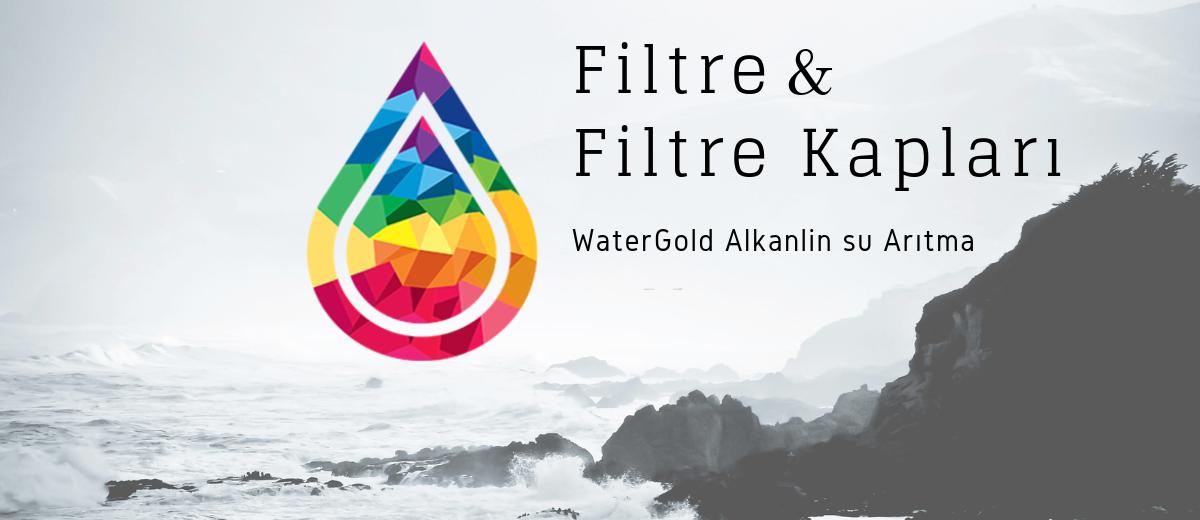 Alkalin Su Arıtma Filtre ve Filtre Kapları